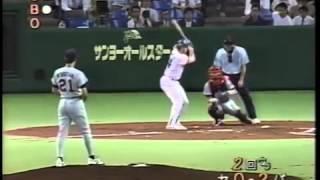 1993 西崎幸広 2 VS 渡辺久信 6 1993 西崎幸広 2 VS 渡辺久信 6. 1992 ...