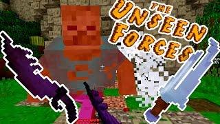 [minecraft] Зомби-мутанты будут наказаны! - Unseen Forces