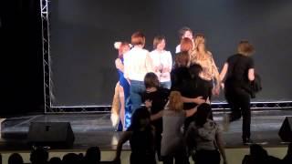 ~AniCon 2012 ~ ВТОРОЙ ДЕНЬ 15 07 2012   Награждение   Dance Show   2 место     Solver    Shinhwa