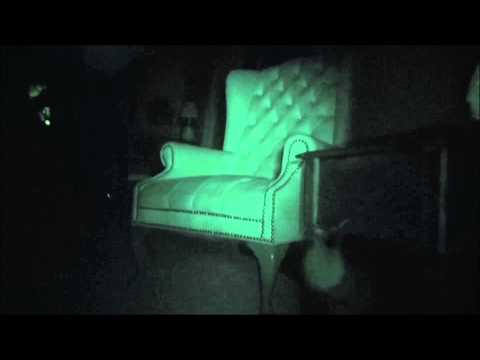Echovox Session on the Third Floor of the Mansion - ELITE Paranormal of Kansas City