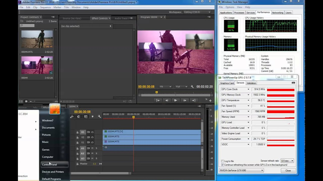 adobe premiere pro cc 2014 can t use gpu to preview and render youtube