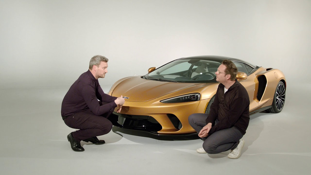 The new McLaren GT is a total romantic | British GQ