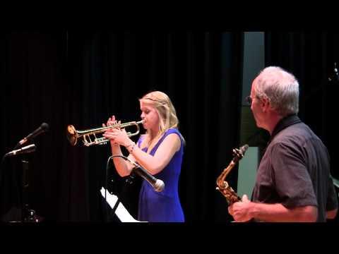 Pennies from Heaven - Bria Skonberg Swing Band