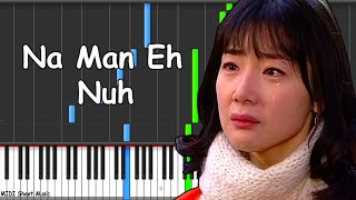 Escalera al Cielo - Na Man Eh Nuh Piano Tutorial