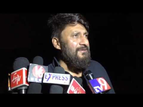 Interview | Vivek Agnihotri |  Buddha In A Traffic Jam | Osmania University of Hyderabad