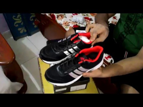 1703a67499b adidas PHANTOM 2.1 M Running Shoes Unboxing Flipkart - YouTube