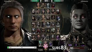Mortal Kombat 11 PC League 2021   Full Tournament! TOP8 + Fimals