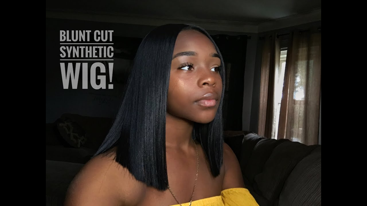 Bobbi Boss Yara Blunt Cut Synthetic Wig Is It Worth The Hype