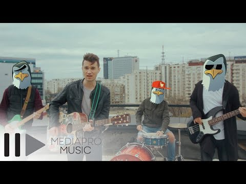 Alex & The Fat Penguins - Omul Fara Zei (Official Video)