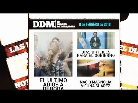 El diario de Mariana - Programa 08/02/18