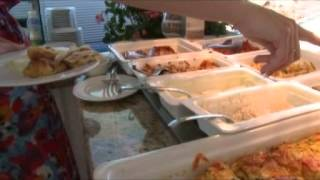 Эфир Вояж. Карельская и греческая кухня. Сием Рип.