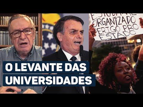 Olavo de Carvalho, Abraham Weintraub e a crise na Educação