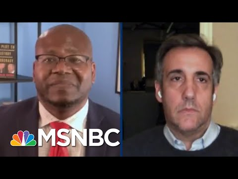 Trump's Own Former Lawyer Cohen Hits 'Crybaby' Trump After Biden Win | The Beat With Ari Melber