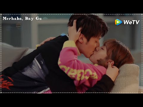 Merhaba, Bay Gu | 3 Dakikalık öpüşme sahnesi 💋| Hello Mr. Gu | 原来你是这样的顾先生 | Chen Jingke, Yan Zhichao