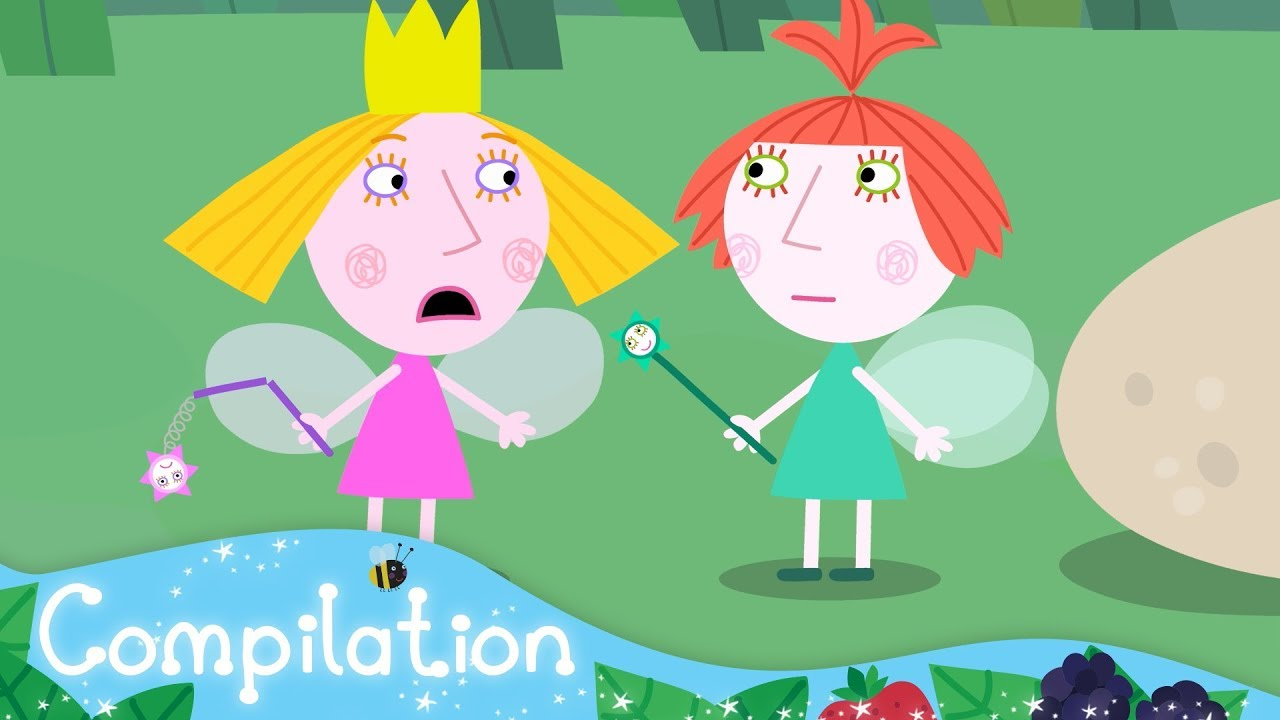 ben and holly s little kingdom 1 hour episode compilation 17