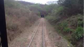 Tren Salta Guemes - Túnel del Río Mojotoro