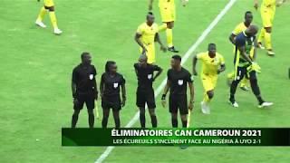 GRAND FORMAT NIGERIA vs BENIN ELIMINATOIRES CAN 2021