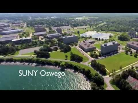 SUNY Oswego in 1 Minute