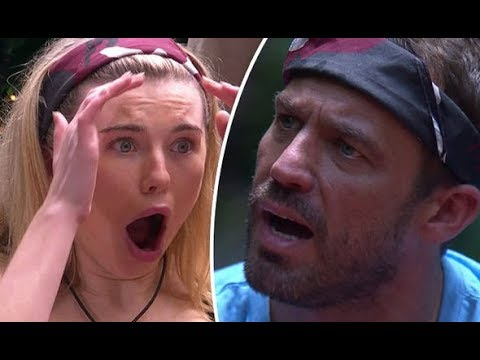 I'm A Celebrity 2017 Toff CLASHES with Jamie and Amir in ANOTHER Bushtucker bust up