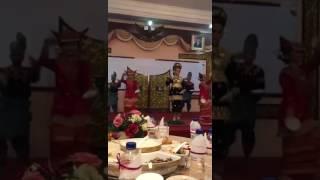 Farhana Irwan Prayitno - Tari Piring dan Menginjak Kaca