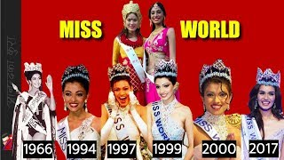 6 Miss World from India, Anukreethy Vas is Miss India 2018