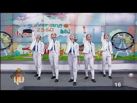 น้อง ๆ จาก Bangkok Dance Academy โชว์ความสามารถพิเศษ (1)