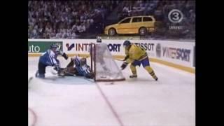 Finland - Sverige VM2003 5 - 6