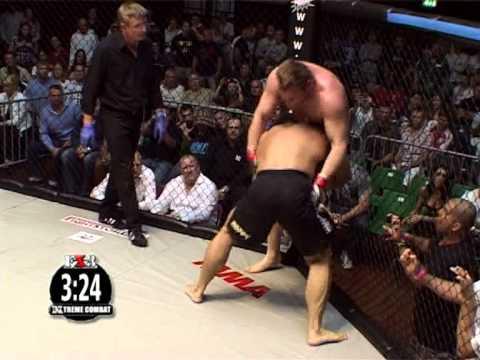 Ben Smith MMA Fight v Steve Day