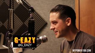 G-Eazy Talks Dating Halsey, Life Lessons, The Beautiful & Damned