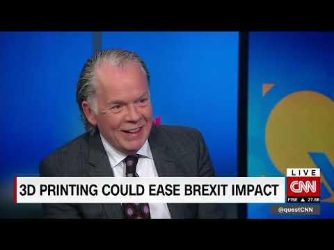 Stratasys and CNN: The Revolution of 3D Printing