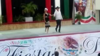 Fiestas patrias en aldama tamaulipas 2016