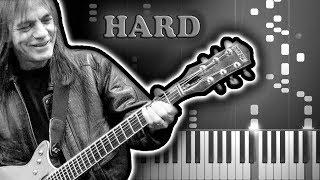 Video AC/DC - BACK IN BLACK - Piano Tutorial download MP3, 3GP, MP4, WEBM, AVI, FLV November 2018