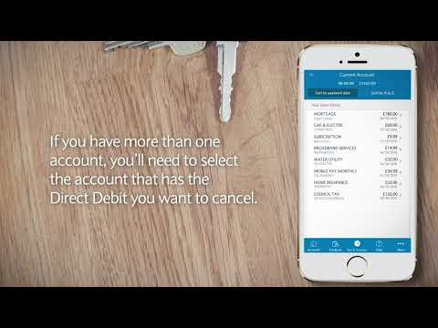 How to cancel Direct Debits with the Barclays app