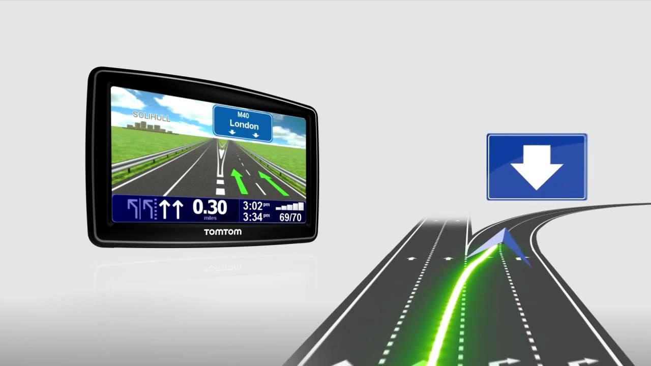 Xxl Tv 18 Six: TomTom XXL IQ-Routes Europe (Conrad)