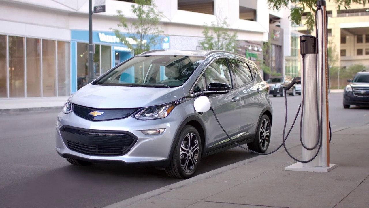 Bolt Ev Can You Top Off Your Charge At Any Time Chevrolet