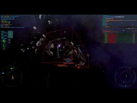 Vendetta Online - Goliath - Boda Shandis vs Xeha
