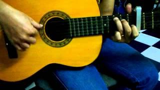 CHO CON GUITAR - DANH CHO THIEU NHI ( CLBGUITARMINHDUC)