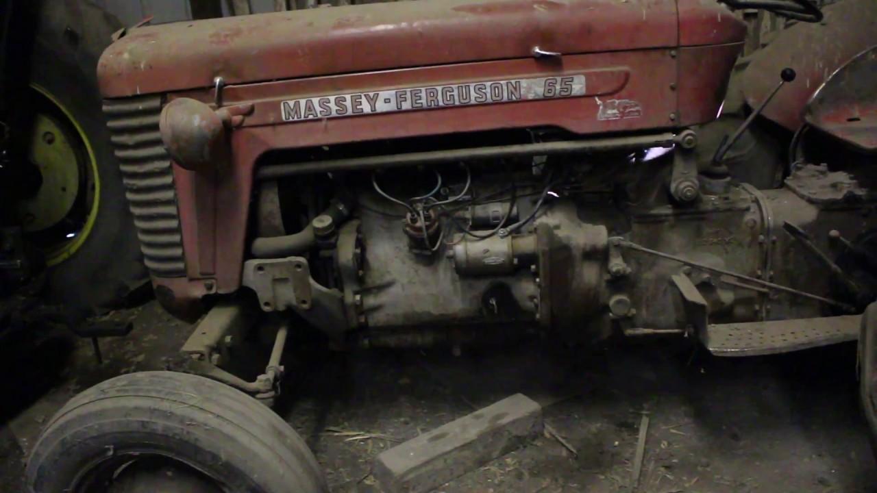 Massey Ferguson 65 Tractor Review