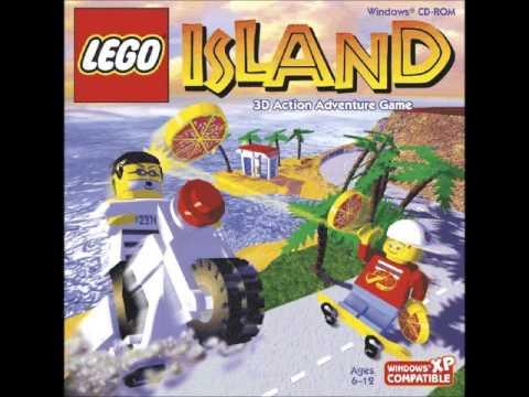 Lego Island - Lego Radio - Lego News 2