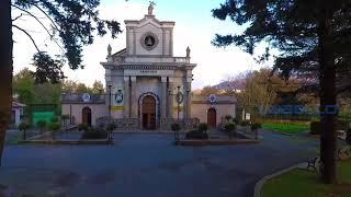 Santuario Madonna delle Grazie- Torre di Ruggiero(CZ) Calabria 🇮🇹drone by Antonio Lobello uGesaru