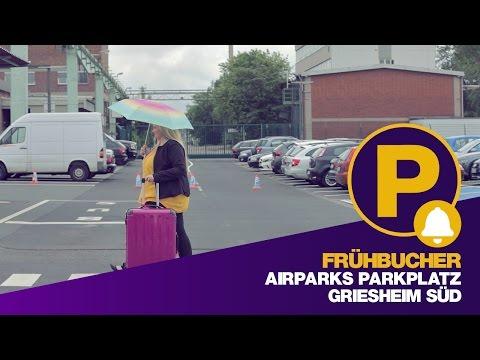 FRÜHBUCHER Airparks Parkplatz Griesheim Süd - Parkplatz Flughafen Frankfurt