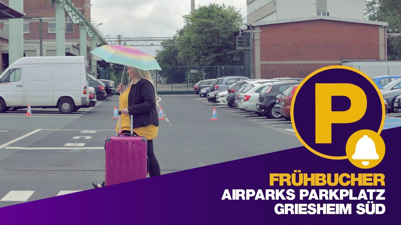 fr hbucher airparks parkplatz griesheim s d parkplatz flughafen frankfurt youtube. Black Bedroom Furniture Sets. Home Design Ideas