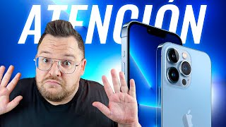 NO COMPRES el iPhone 13 sin ver ESTO!!! ¿ACUSACIÓN DE PLAGIO?