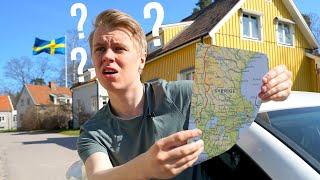 Var i Sverige är vi? #2 (GeoGuessr IRL)