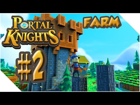 [FR] PORTAL KNIGHT - Ep2 - A LA DÉCOUVERTE DU VILLAGE !