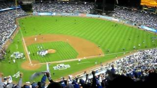 Los Angeles Dodgers National League Division Series Game 3