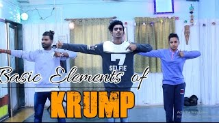funky sunday with street movements episode no 5 basic foundation of krump krump tutorial