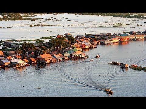 Boat Cruise Adventure - Tonle Sap, Cambodia