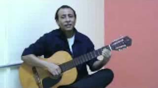 """Milton canta """"Cachito campeón de Corrientes"""""""