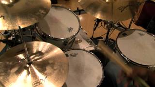 How to Play a Straight Reggae Drum Beat : Drum Lessons